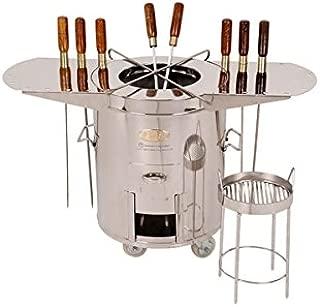 Tandoor-Home Tandoor Oven-SS2 Ultima-Large Home Tandoor