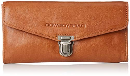 Cowboysbag Damen Purse Drew Kreditkartenhülle, Braun (000380-Juicy Tan), 2x9,5x9,5 cm