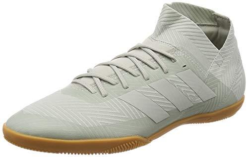 adidas Nemeziz Tango 18.3 IN, Zapatillas de Fútbol Unisex Adulto, Gris (Ash Silver F18/Ash Silver F18/White Tint S18), 46 2/3 EU