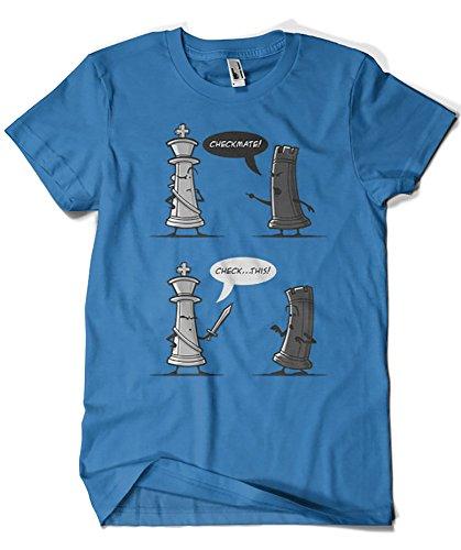 1279-Camiseta Checkmate (Naolito)