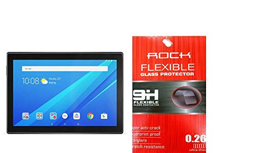 "Rock Flexible Glass For Lenovo Tab 4 10"" Unbreakable Screen Protecter