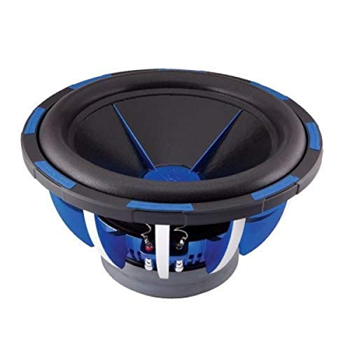 Power Acoustik MOFO 10-Inch Competition Subwoofer Dual 2-Ohm Voice Coils