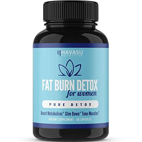 Havasu Nutrition Weight Loss Pills for Women; Fat Burner Keto Pills; Non-GMO, 60 Vegetarian Capsules