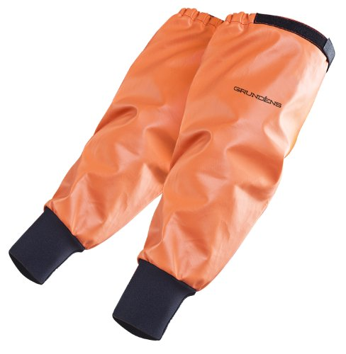 Grundéns Men's Brigg 26 Fishing Sleeves, Orange - One Size