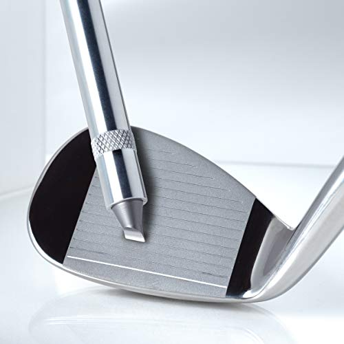 nU Groove Sharpener - Golf Club Groove Sharpener,...