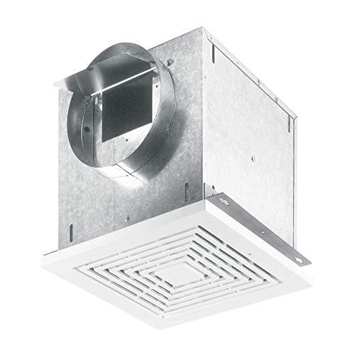 Broan-NuTone L300 High Capacity Ventilator Fan, Commercial Exhaust Fan, 2.9 Sones, 120V, 308 CFM, White