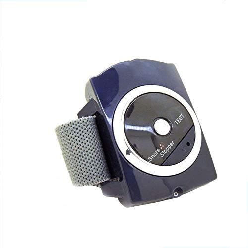 YXMxxm Anti Snoring Wristband Strap - Effective Snoring Solution - Biofeedback Sensor Anti-Snoring Devices,Snore Silencer(Blue)
