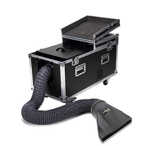 Powerful full power Water based Smoke Machine 3000w DMX remote Water Mist Low Fog Machine With Plastic Water Tank Low Noise