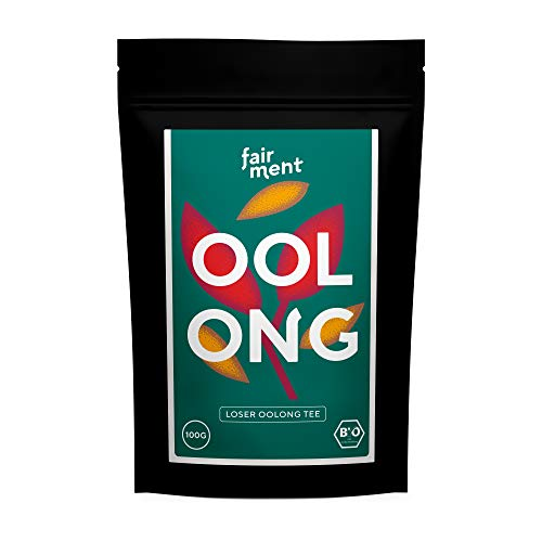 Fairment Bio Oolong - 100g loser fermentierter Tee aus kontrolliert biologischem Anbau