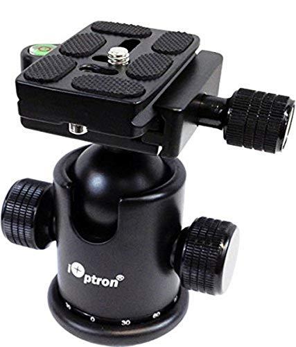 iOptron 3305A SkyTracker Ball Head (Black)