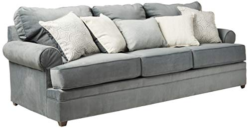 Lane Home Furnishings Abington Sofa, Light Blue