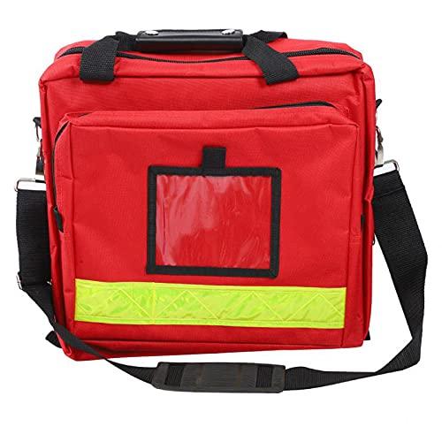 Kit De Primeros Auxilios – Maletín De Emergencia Ideal Para Actividades Al Aire Libre, Bicicleta, Camping, Viajes, Deportes, Botiquín Doméstico, Mochila De Primeros Auxilios(solo Paquete Vacío)