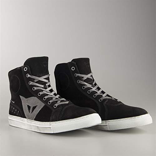 Dainese 1775171_604_41 Zapatos para Moto, Negro/Antracita, 41