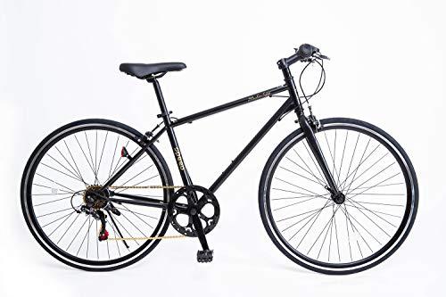 21Technology クロスバイク 6段変速 700×28C CL266 グリーン