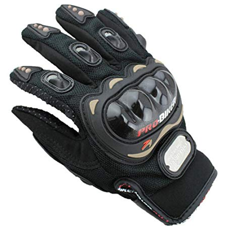 Finer Full Finger Motorcycle Gloves Guantes Moto Verano
