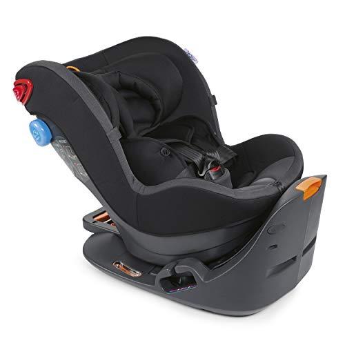 Chicco 8079239510000Seggiolino Auto 2Easy 0+/1Jet Black