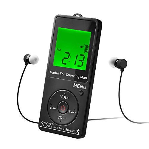 Radios Portatiles Pequeñas Digitales Marca Aooeou