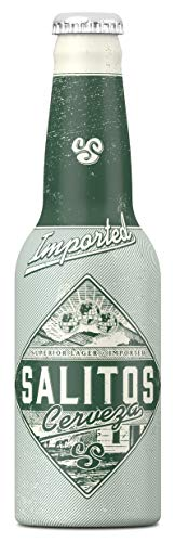 SALITOS Cerveza Beer 12 x 0,33L in Alubottle