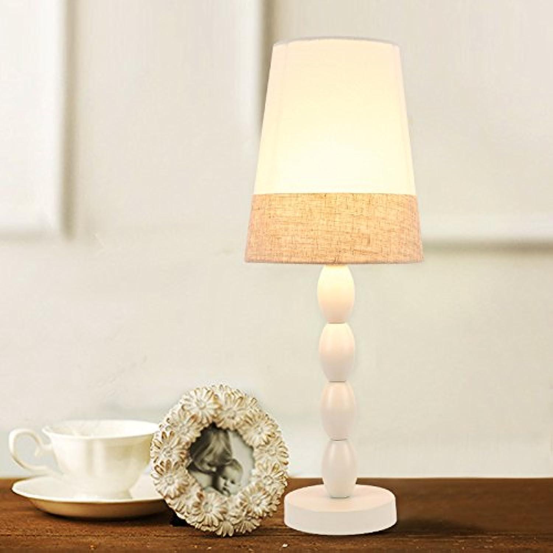 YYHAOGE Europäischen Stil Garten Dekorative Lampe Lampe Lampe _ Kreative Geschenk Hochzeitszimmer Schlafzimmer, Wohnzimmer Mit Bett - Lampe,Leinen Blau B0752QSH1N | Die erste Reihe von umfassenden Spezifikationen für Kunden  4f7df5