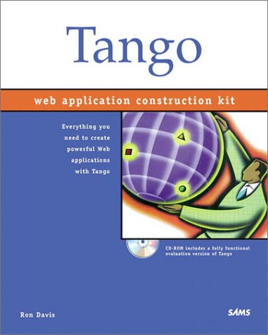 Tango, Web Application Construction Kit, w. CD-ROM