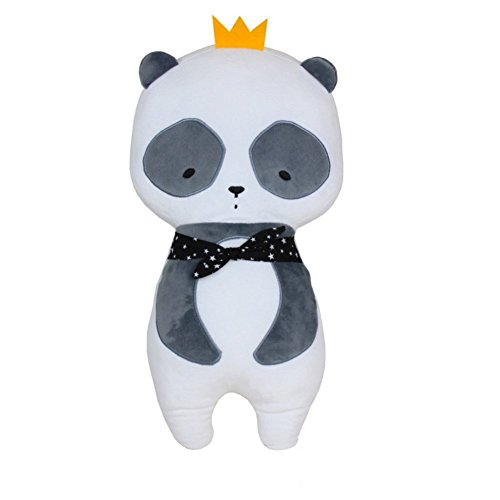 Smart Star Cute Panda Car Seat Belt Pillow Neck Support Strap Belt Cushion Toy for Kids, Adjustable Pillow Pad Vehicle Car Safety Belt Seat