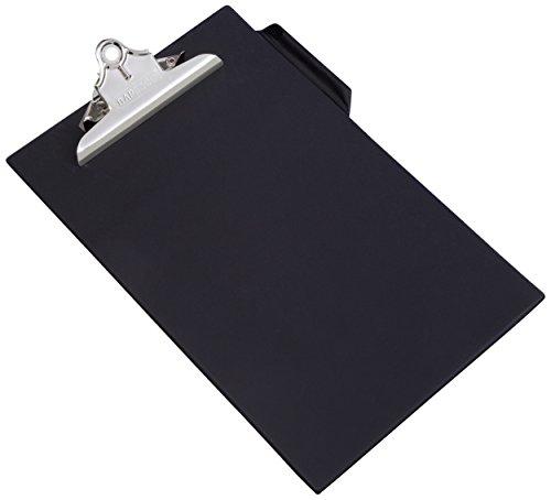 Rapesco CD1000B2 Portablocchi per Lavori Pesanti, A4/Protocollo, Nero