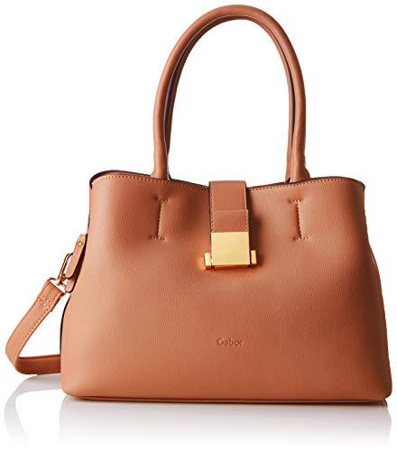 Gabor Shopper dames Liana, bruin (Cognac), 35x23x14 cm, Gabor tas dames