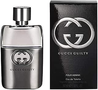 Gùcci Guilty Pour Homme Eau De Toilette Spray For Men 1.6 OZ./ 50 ml.