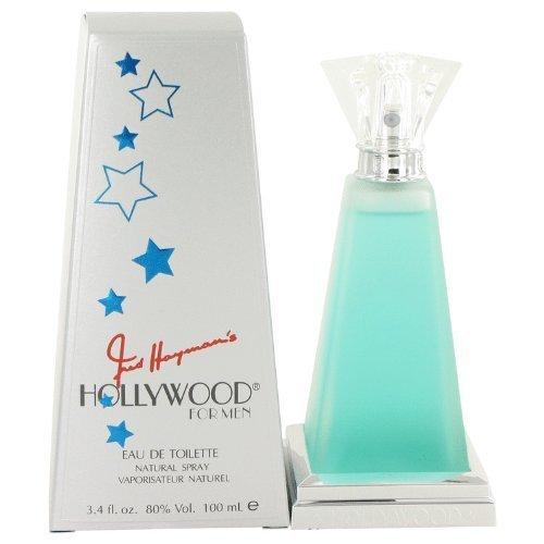 Fred Hayman Hollywood By Fred Hayman For Men. Eau De Toilette Spray , 3.4-Ounce Bottle