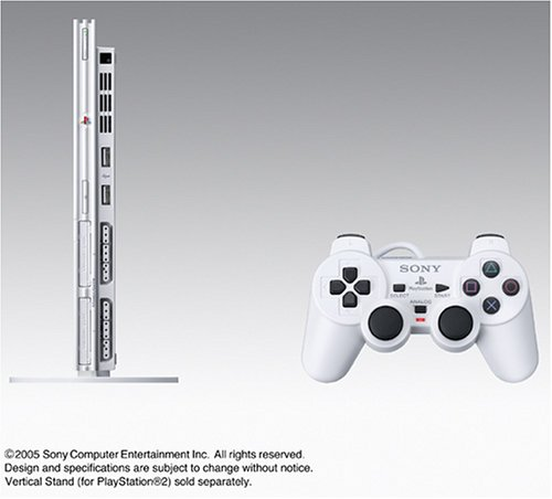 PlayStation 2 Ceramic White Max 78% OFF production Free shipping SCPH-70000CW maker end