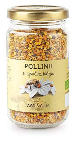 Agrisicilia Polline Di Fiori Da Agricoltura Biologica - 120 g
