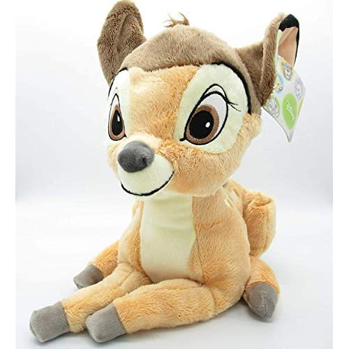 Disney - PTS Peluche Bambi Cerbiatto Animal Friends, Colore