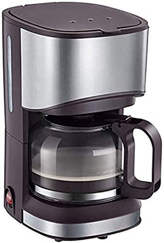 Sebasty Cafetera Máquina De Café, Mini Cafetera, Tipo De Goteo Automático para El Hogar Mini Cafetera Y Tetera Dual Uso, para Hacer Café