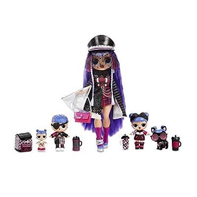 L.O.L. Surprise! Winter Disco Bigger Surprise includes O.M.G. Fashion Doll (Amazon Exclusive) by MGA Entertainment