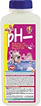 PQS - 161101 -Reductor pH PQS para aguas de piscinas. Bote 1 kg.