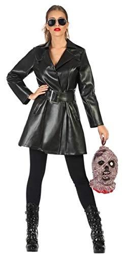 Fancy Me Sexy Vampirjäger Halloween-Film-Kostüm für Damen, Größe 36-46