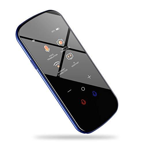 TESIYI Translator Device, Offline Language Translator with Camera Translation (Blue)