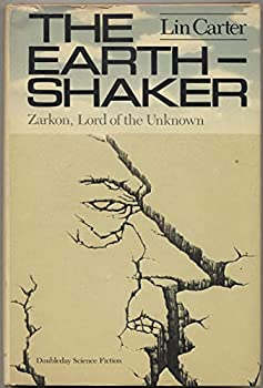 Zarkon, Lord of the Unknown, in the Earth-Shaker: A Case from the Files of Omega - Book #4 of the Zarkon - Lord of the Unknown