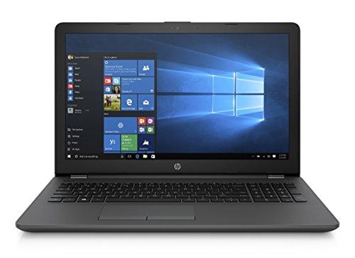 HP 250 G6 2.50GHz i5-7200U Intel Core i5 di settima generazione 15.6' 1920 x 1080Pixel Nero Computer portatile