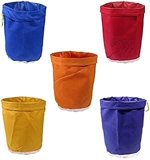 5 STKS/Set 5 Gallon Plant Residu Filter Mesh Bag lijiaxin