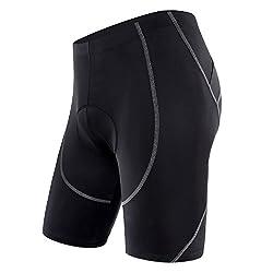 professional Men's Cycling Shorts Sportneer Cycling Shorts Half Pants 4D Coolmax Padded, Comfortable,…