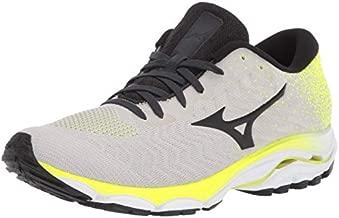 Mizuno Men's Inspire 16 WAVEKNIT Running Shoe, Nimbus Cloud-Phantom, 9.5