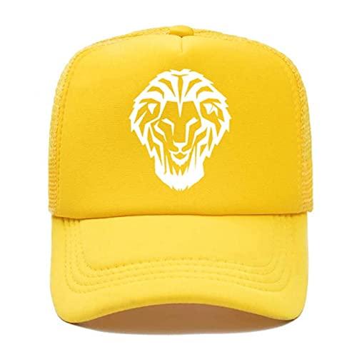 Shihuawu Gorras de béisbol para Hombre para Mujer Sombrero Divertido para Padres Sombrero de Camionero con Sombra de Red -25-Niños-G1134