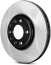 Centric - Premium Vented Front Brake Rotor