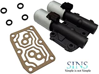 SINS - Accord Crosstour CR-V Element TSX ILX Transmission AT Clutch Pressure Control Solenoid Valve B and C 28260-R90-004-Casting