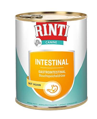 Rinti Canine Intestinal Huhn, 6er Pack (6 x 800 g)