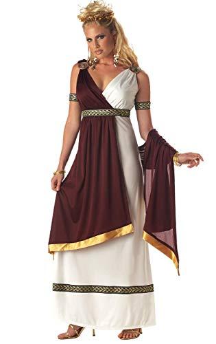 Generique - Disfraz de emperatriz Romana Mujer - M (40/42)