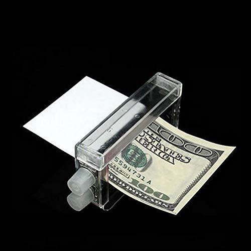 WskLinft Close-Up Magic Prop Trick Dollar Money Printer Maker Bill Printing MachineTool