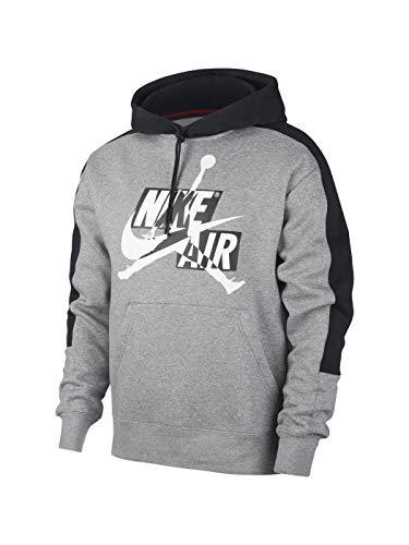 Nike CK6737 Felpa Uomo 091 Grigio,M