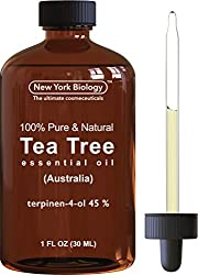 New York Biology Tea Tree Oil